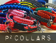 2 Million Dogs sponsor P2 Collars