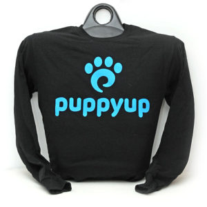 Puppy Up Shop - Puppy Up Long Sleeve T-Shirt