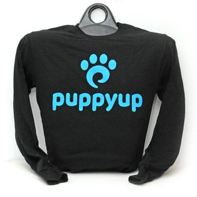 Puppy Up Shop - Puppy Up Long Sleeve T-Shirt